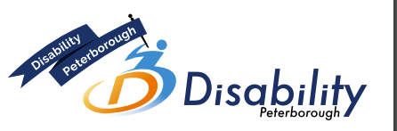 Disability Peterborough Logo