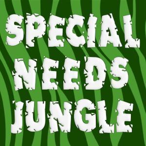 logo for special needs jungle