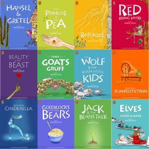 Sooper Books Cover Illustrations