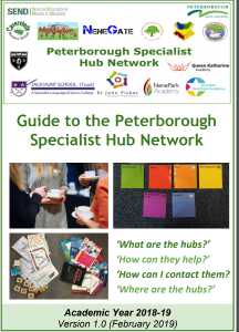 Specialist Hubs booklet