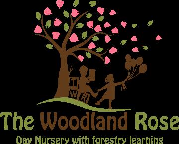 The Woodland Rose logo