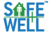 logo for safe and well