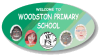 Woodston School logo