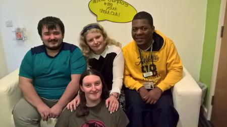 Youth access champions