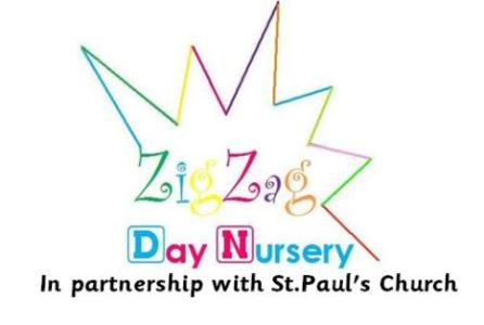 Zig Zag nursey Logo