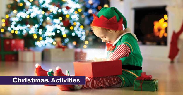 Christmas Holiday Activities
