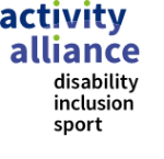 Activity Alliance - Disability Inclusion Sport Logo.