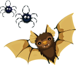 Bats and Beasties Picture.