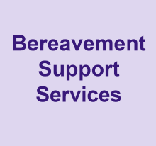 Bereavement support support