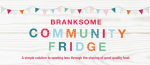 Branksome Community Fridge Logo.