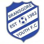 Bransgore Youth Football Club Logo.