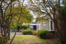 Canford Heath Library Picture