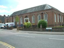 Charminster Library Picture.