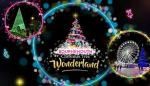 Christmas Tree Wonderland Poster.