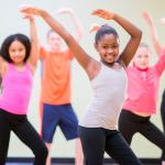 Dance Class Picture.