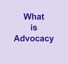 What is advocacy video