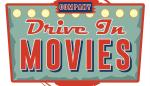 Drive In Movies Logo.