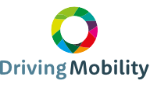 Driving Mobility Logo.