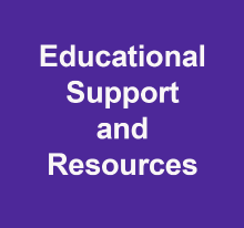 Educational support and resources