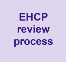 EHCP review process