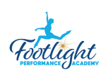 Footlight Performance Academy Logo.