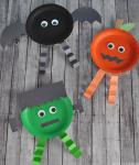 Halloween Crafts Picture.