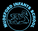 Mudeford Community Infants School Logo.