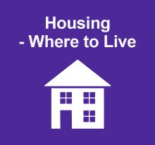 Housing and where to live