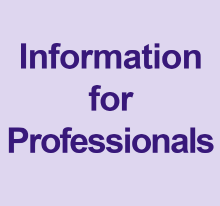Information for Professionals