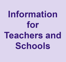 Information for teachers and schools
