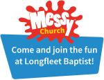 Messy Church at Longfleet Baptist Church