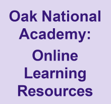 Oak National Academy Online Learning Resources