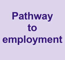 Pathway to employment