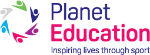 Planet Education Logo.