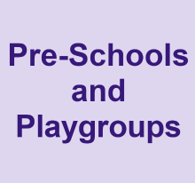 Pre-Schools and Playgroups