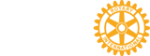 The Rotary Club of Christchurch Logo.