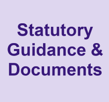 Statutory Guidance and documents