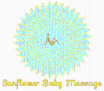 Sunflower Baby Massage