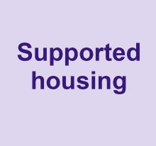 Supported housing