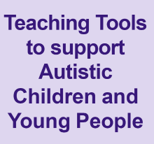 Teaching tools to support autistic children and young people