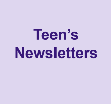 Teen's newsletters