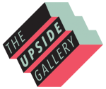 The Upside Gallery Logo.