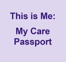 This is Me -My Care Passport
