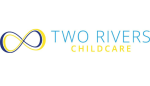 Two Rivers Childcare Logo.