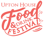 Upton House Food and Drink Festival Logo.