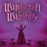 Witchcraft and Wizardry Poster.