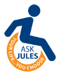 Ask Jules logo
