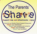 Parents' Share Logo