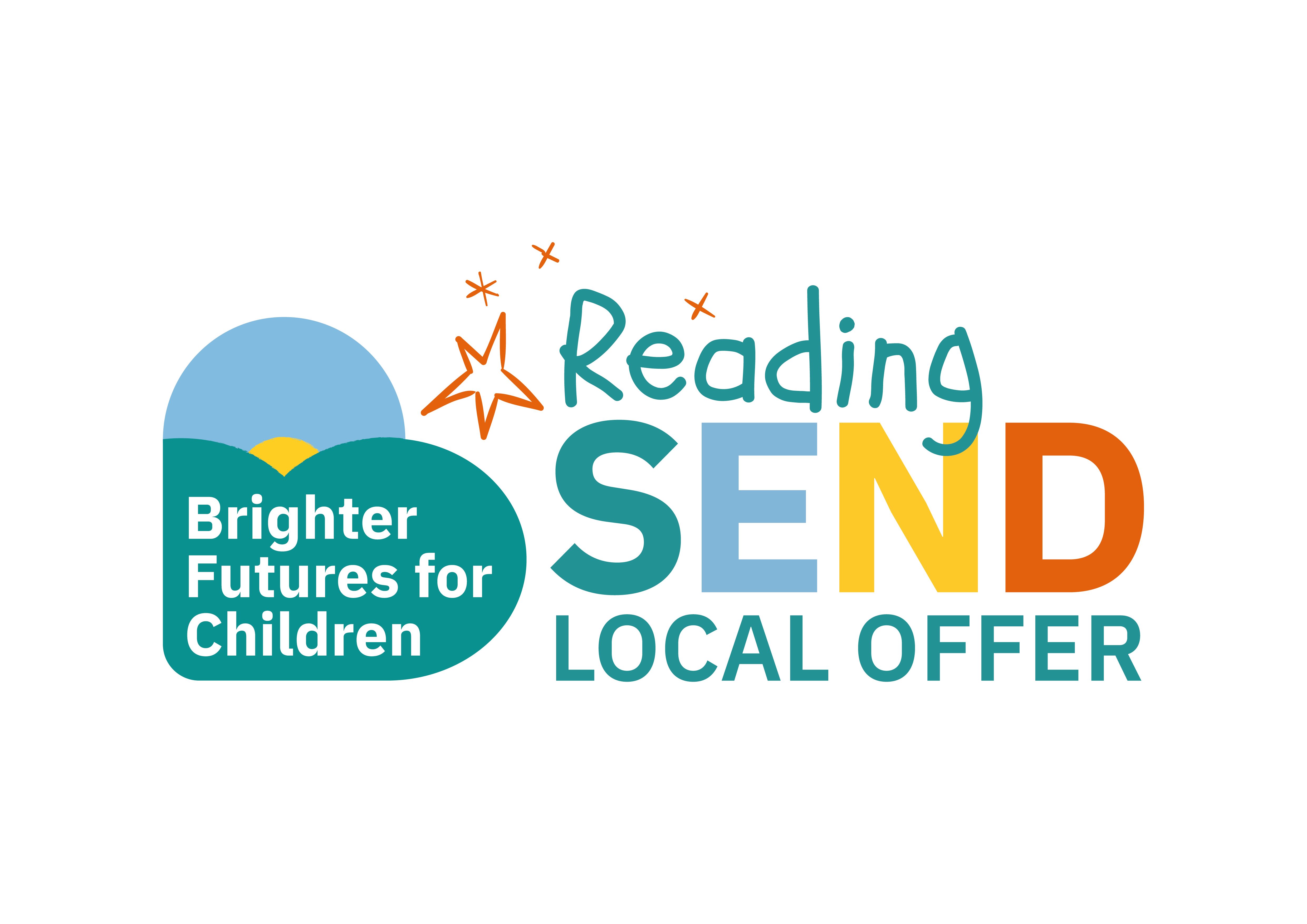 Brighter Futures for Children - Reading SEND Local Offer logo