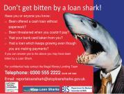 Loan Shark Flyer